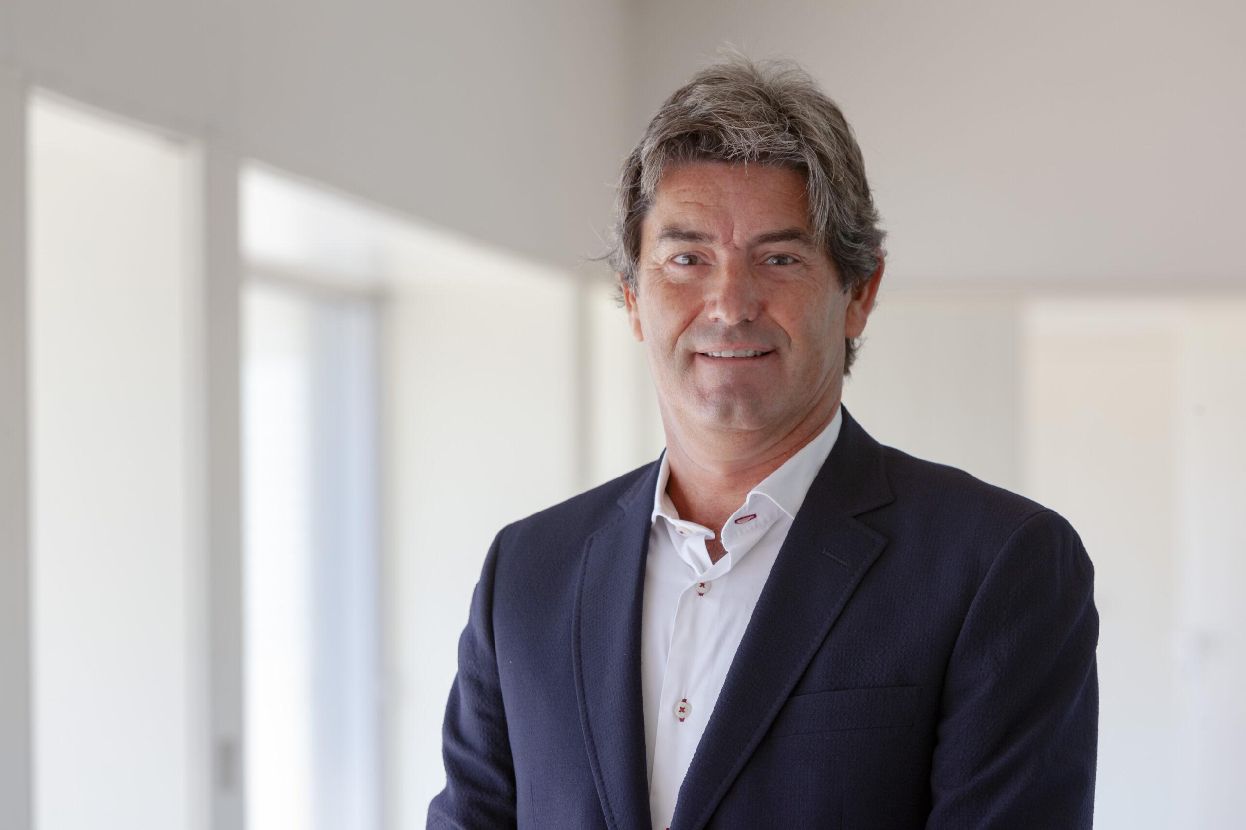 Luís Avides Moreira, administrador adjunto da Ramirez & Ca. (Filhos), S.A.