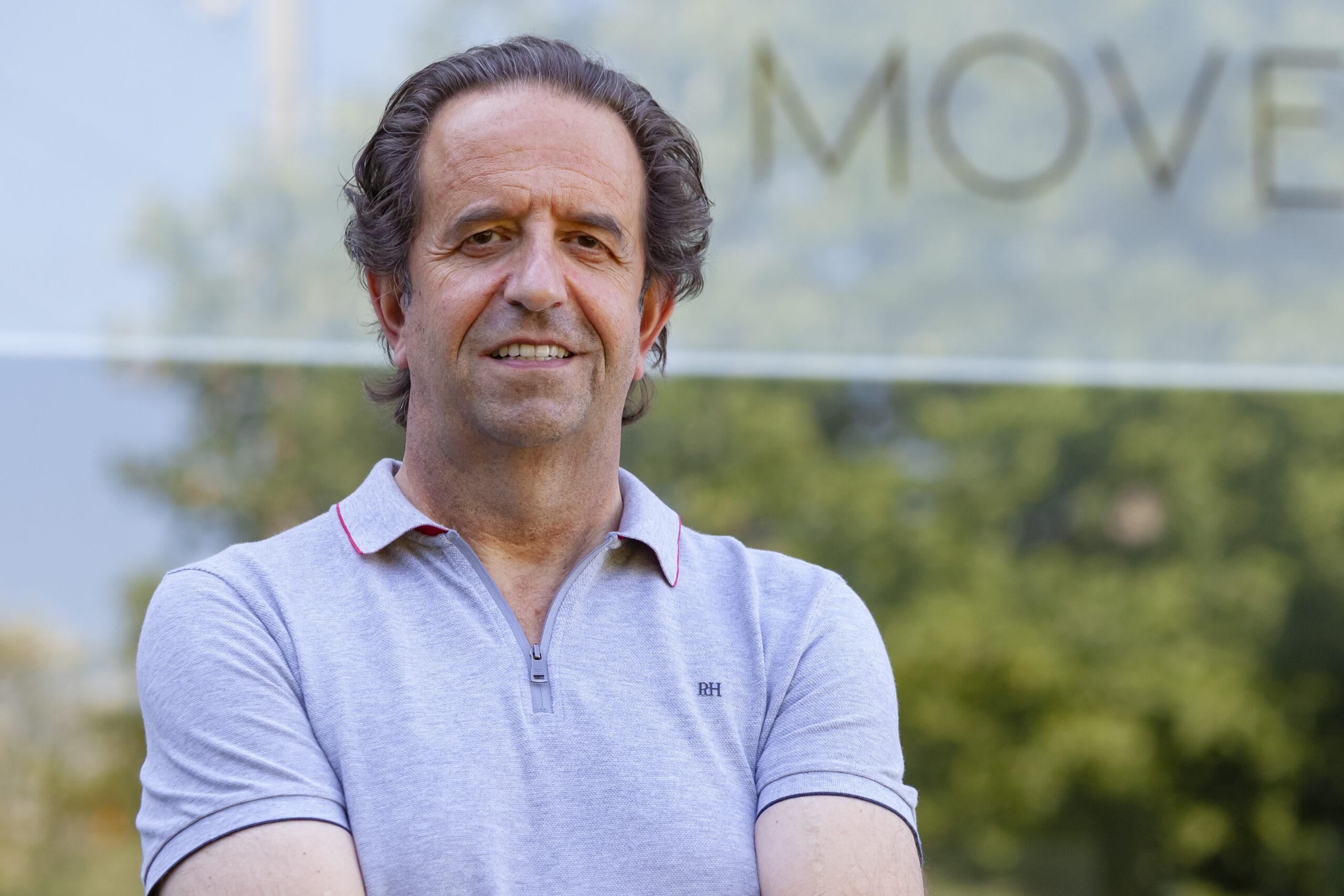 Luís Abrantes, CEO da Movecho